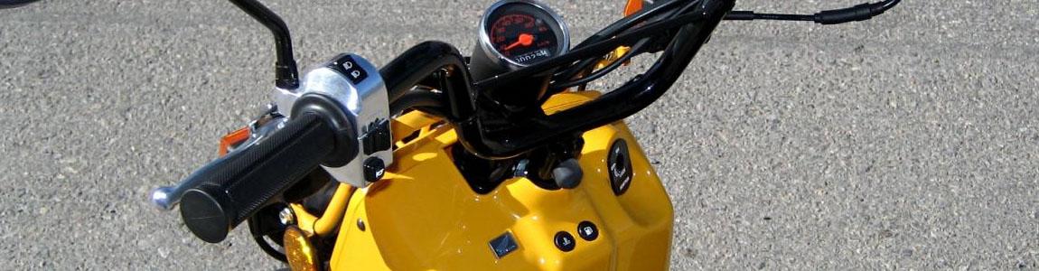 Клоны Honda Zoomer - Форум Honda Zoomer