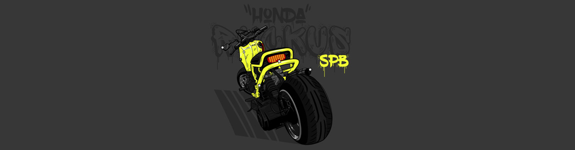 RuckusJuniorCompany - Форум Honda Zoomer