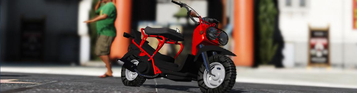 Honda Zoomer в играх - Форум Honda Zoomer