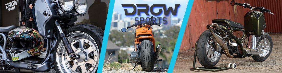 DROW Sports - Форум Honda Zoomer