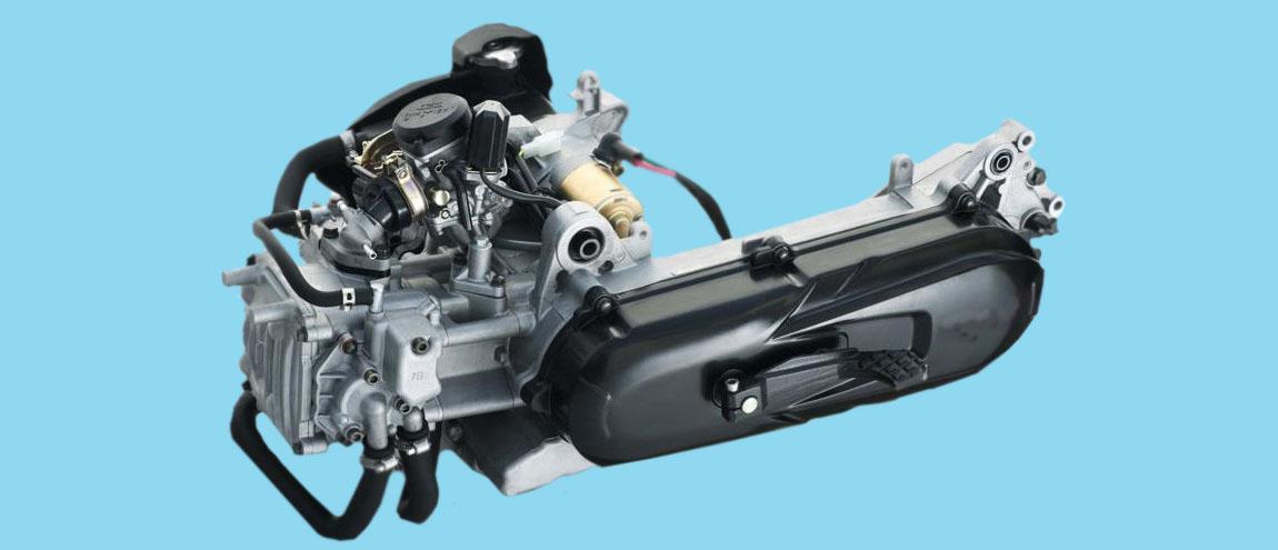 Двухтактный двигатель - Форум Honda Zoomer