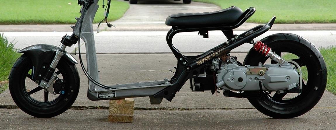 Тюнинг двигателя Gy6 - Форум Honda Zoomer